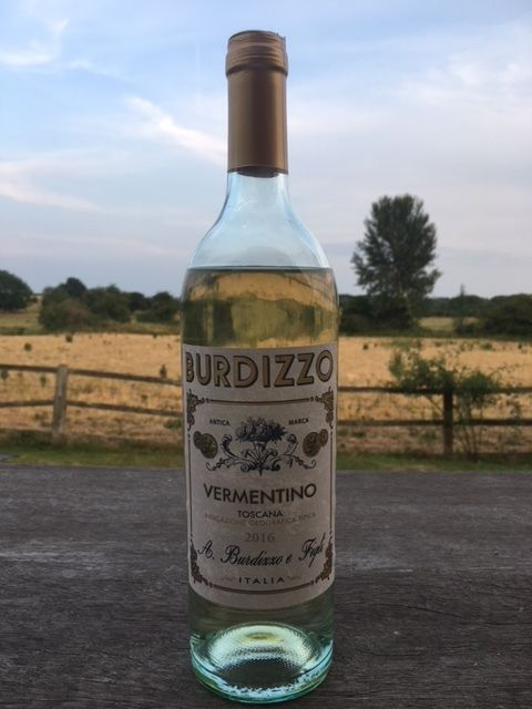 Supermarket Wine of the Week! Burdizzo Vermentino, 2016, Asda, 12%, £6.18