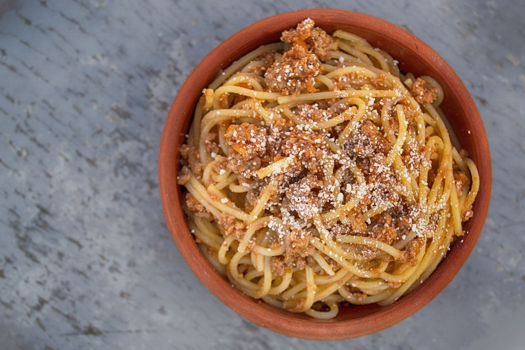 Video Recipe: Heavenly Ragu - The ultimate meat sauce for pasta!
